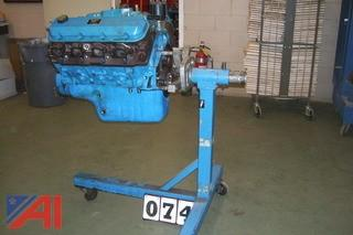Teco Drive 7400 Natural Gas Engine