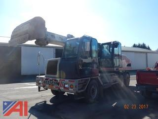 **Hours Updated** 2003 Gradall XL4100