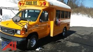 2006 Ford E350 Super Duty School Bus