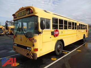 2007 Bluebird A3RE School Bus