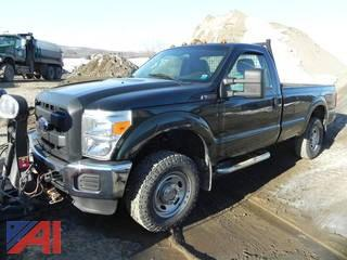 2012 Ford F250 SD Pickup