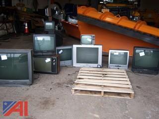 Large Lot Working TVs