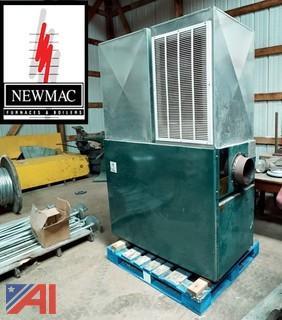 Newmac WB-100 Wood-Burning Furnace