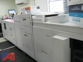 Xerox DocuTech 6155 Production Publisher and PowerPlus Series