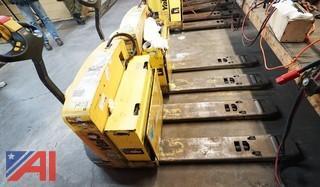 Yale 12 Volt 6500Lb Walk Behind Lift Truck