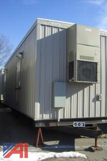 2015 Whitely Manufacturing Co. FO 1216 Portable Restroom Trailer