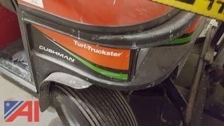 Cushman Turf-Truckster With EZ-Liner Paint System
