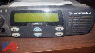 Assorted Motorola Radios