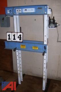 OTC 17.5 Ton Press