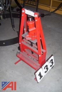 6 Ton Hydraulic Bender