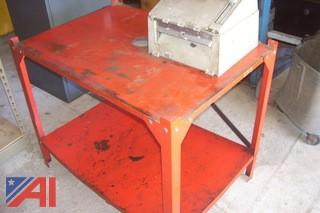 Lot of Automotive Equipment and Parts