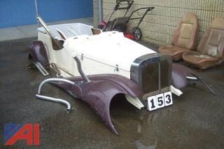 Gazelle Kit Car Body