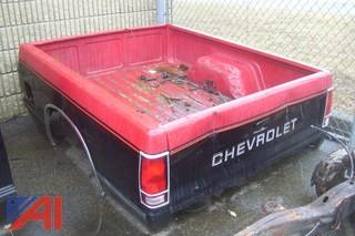 1987 Chevy S10 Parts