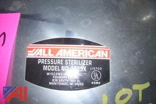 All American Pressure Sterilizer