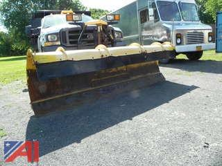 2004 Ford F350 SD Pickup w/ Plow & Sander