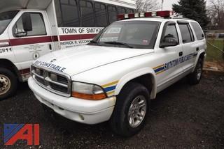 2003 Dodge Durango SUV