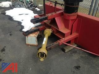 2003 JRW 3 Point Hitch Snow Blower