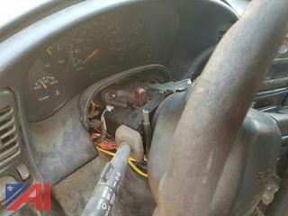 2001 GMC Safari Van
