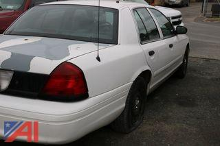 2005 Ford Crown Victoria 4DSD