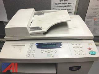 Xerox Workcentre 4118 Copy Machine