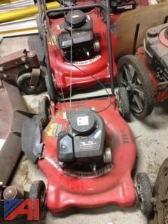 "(4) Garden Pride 23"" Lawn Mower"