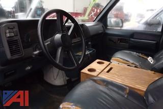 1991 GMC Safari Van