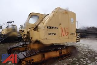 Koehring 305-1A Crawler crane
