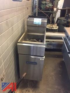 (5) Imperial Ovens and (1) Fry Master