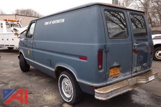 1989 Ford E150 Van