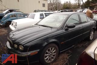 2001 Jaguar Xtype Sedan