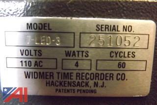 Widmer time clocks