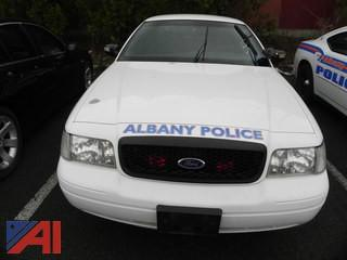 2005 Ford Crown Vic 4DSD