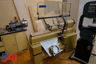 Powermatic 90 Wood Lathe