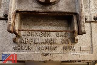 Johnson Crucible Furnace