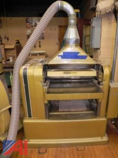 Powermatic 225 Helical Cutter Planer