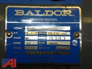 Baldor Grinder-Buffer