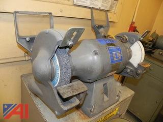 Baldor Grinder-Buffer Model 8100WD