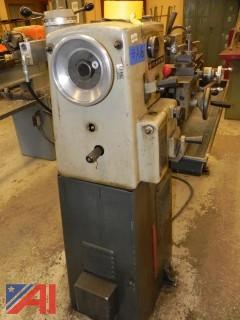 Clausing Model 5914 Engine Lathe Metal Lathe