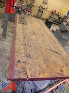 Pexto Sheet Metal Table