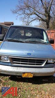 1993 Ford E150 Van