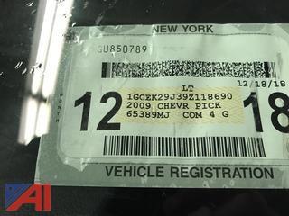 2009 Chevy Silverado 1500 Pickup