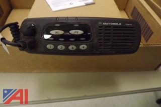 (26) Used Motorola CDM 750 Vehicle Radios