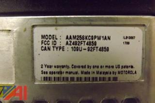 (26) Used Motorola CDM 750 Vehicle Radios