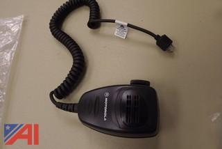 Used Motorola Microphones
