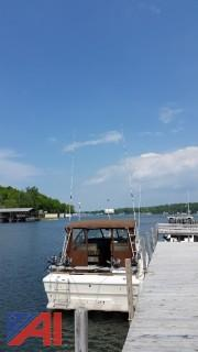 1978 Sea Ray Express Cruiser 30' Boat