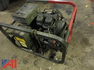 Military Field Generator