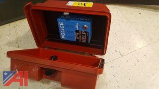 Outdoor Emergency Telephone Box