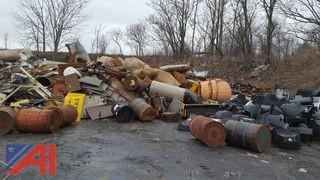 Large Lot of Assorted Scrap Metal **Lot Updated**