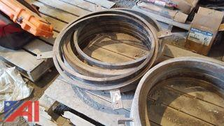 Lot of Manhole Risers