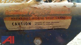 Ausco Shop Crane